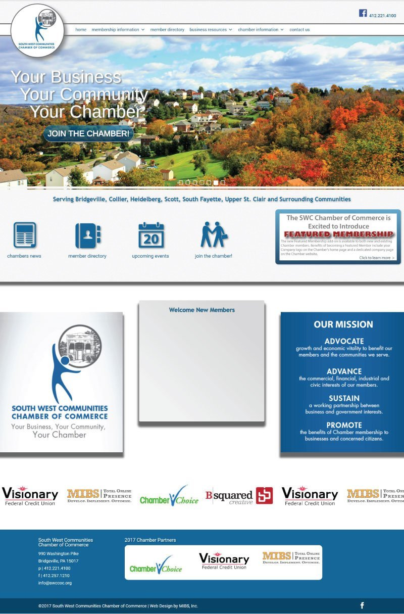 After Home Page Design