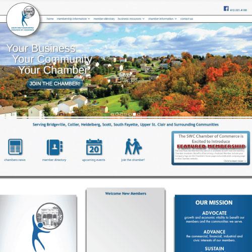 SWCCOC Website re-design