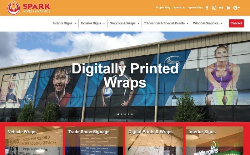 Spark-Signs-Website-Resdesign