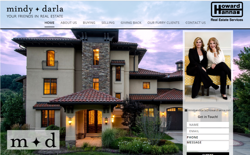 Mindy-and-Darla-Real-Estate-Web-Design