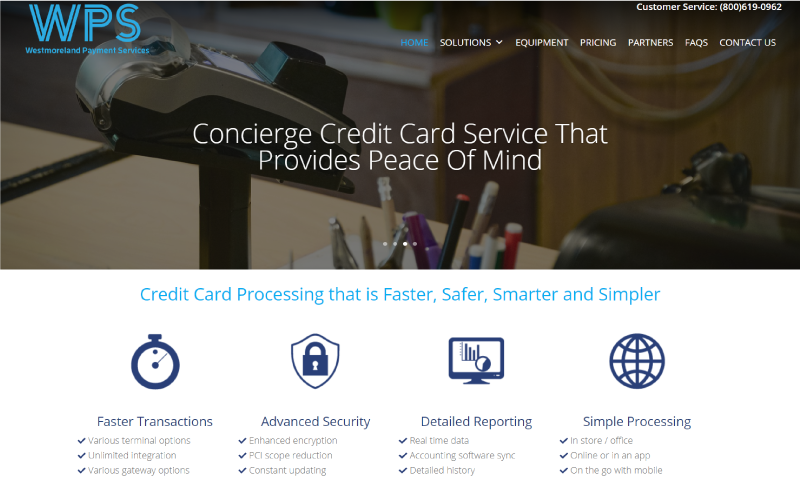 Westmoreland-Payment-Services-Website-Design