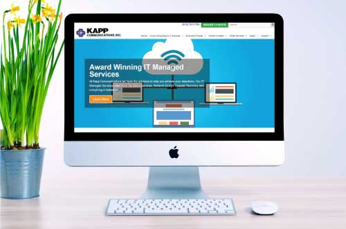 Kapp-Communications-Website