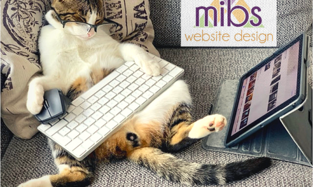 Using Your Website to Work From Home