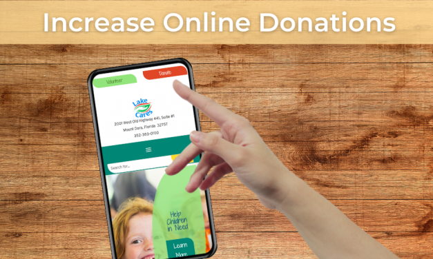 Use Your Website to Encourage Charitable Giving